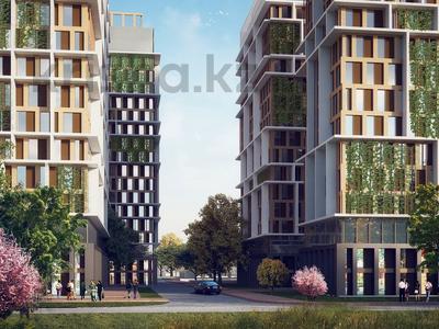 3-комнатная квартира, 78.5 м², Жандосова 94А за ~ 38.9 млн 〒 в Алматы, Бостандыкский р-н