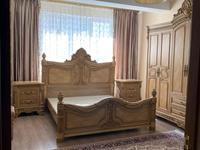 2-комнатная квартира, 93 м², 15/18 этаж посуточно, Гагарина 133/2 — Мынбаева за 17 000 〒 в Алматы