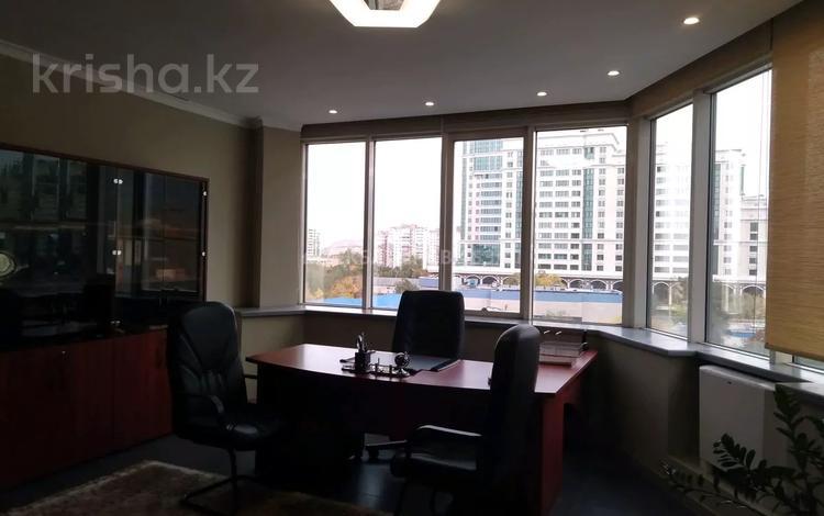 Офис площадью 115 м², Аль фараби 13к2в — Желтоксан за 500 000 〒 в Алматы, Бостандыкский р-н