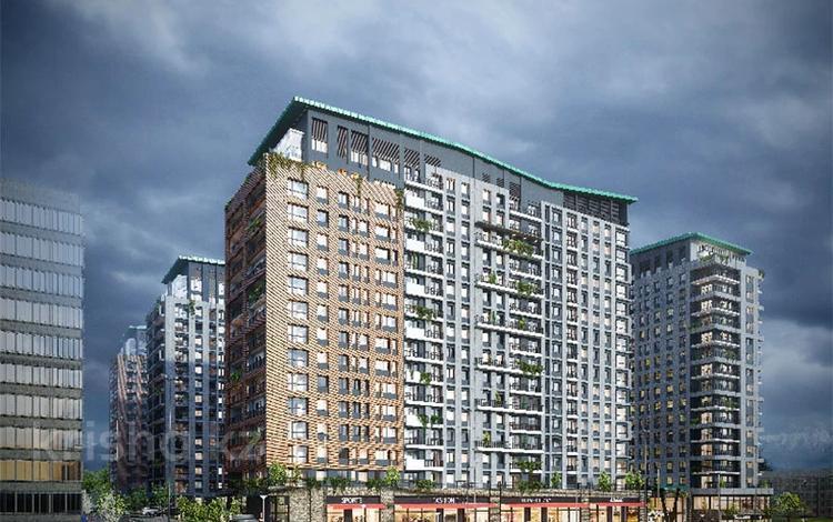 3-комнатная квартира, 103.7 м², Гагарина 233 за ~ 57 млн 〒 в Алматы, Бостандыкский р-н