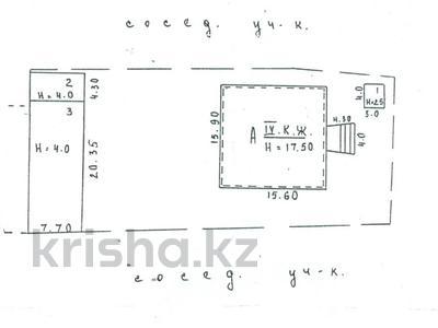 Здание, проспект Назарбаева — проспект Аль-Фараби площадью 1081 м² за 8 000 〒 в Алматы — фото 14