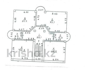 Здание, проспект Назарбаева — проспект Аль-Фараби площадью 1081 м² за 8 000 〒 в Алматы — фото 16