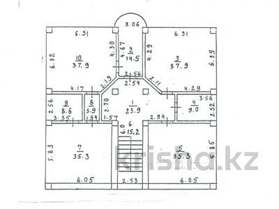 Здание, проспект Назарбаева — проспект Аль-Фараби площадью 1081 м² за 8 000 〒 в Алматы — фото 15
