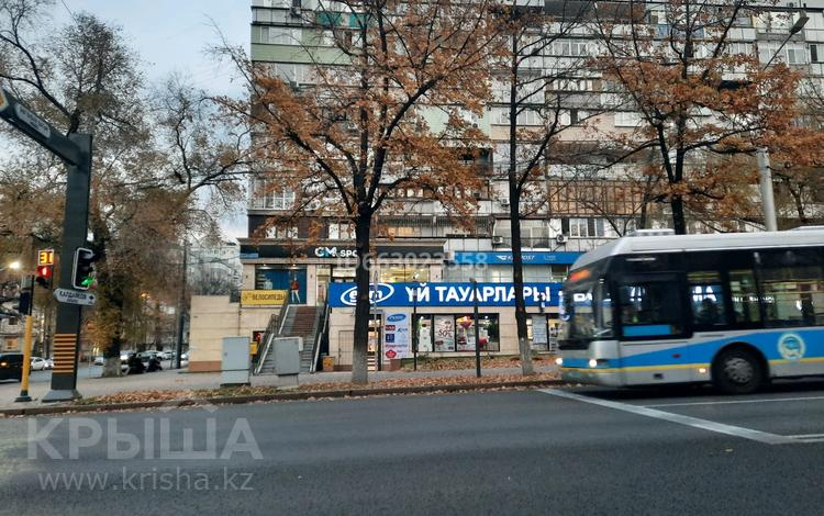 Магазин площадью 170 м², проспект Достык 36 — Богенбай батыра за 215 млн 〒 в Алматы, Медеуский р-н