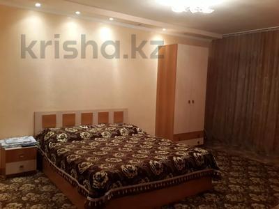 1-комнатная квартира, 34 м², 4/5 этаж посуточно, Аль-Фараби 43 за 5 000 〒 в Костанае