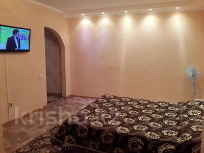 1-комнатная квартира, 34 м², 4/5 этаж посуточно, Аль-Фараби 43 за 5 000 〒 в Костанае — фото 5