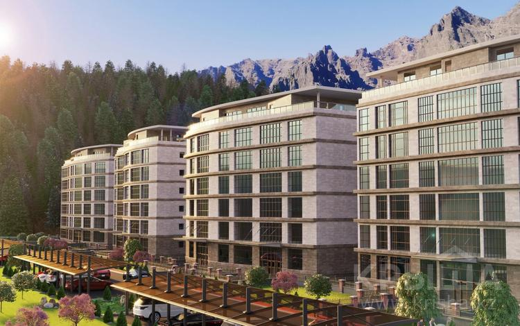 4-комнатная квартира, 136.8 м², 5/8 этаж, Арайлы 12 за ~ 67.7 млн 〒 в Алматы, Бостандыкский р-н