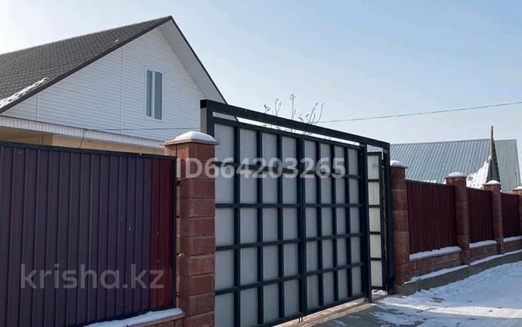 3-комнатный дом, 100 м², 8 сот., Пос Рахат 119 за 30 млн 〒 в Каскелене