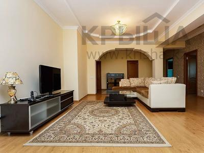 3-комнатная квартира, 148 м², 31/41 этаж посуточно, Достык 5/1 — Акмешет за 16 000 〒 в Нур-Султане (Астана), Есиль р-н — фото 2