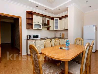 3-комнатная квартира, 148 м², 31/41 этаж посуточно, Достык 5/1 — Акмешет за 16 000 〒 в Нур-Султане (Астана), Есиль р-н — фото 4
