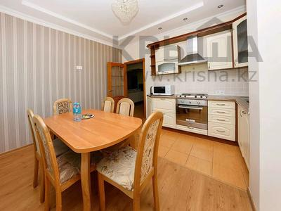 3-комнатная квартира, 148 м², 31/41 этаж посуточно, Достык 5/1 — Акмешет за 16 000 〒 в Нур-Султане (Астана), Есиль р-н — фото 5