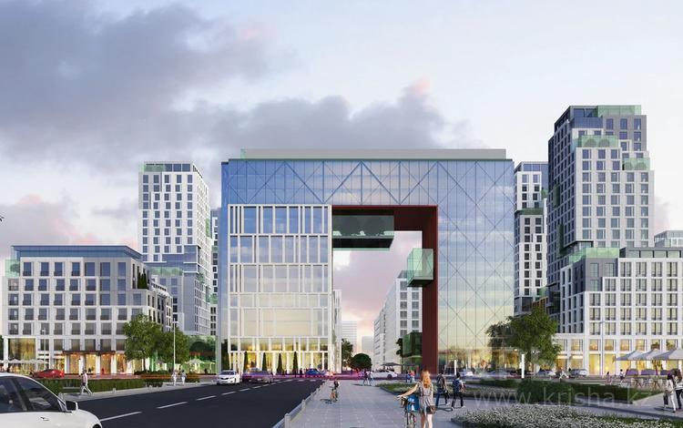 2-комнатная квартира, 77.61 м², Сарайшык 2 — Кунаева за ~ 33 млн 〒 в Нур-Султане (Астана), Есильский р-н