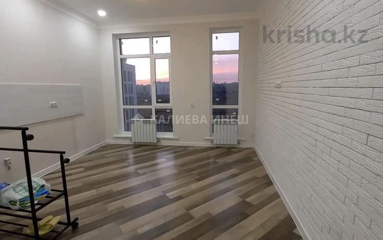 2-комнатная квартира, 59 м², 5/9 этаж, Кайыма Мухамедханова 21 — Әйтеке би за 22.5 млн 〒 в Нур-Султане (Астана), Есиль р-н