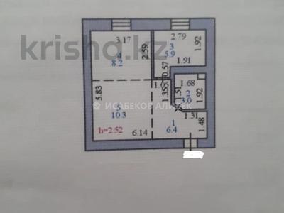 1-комнатная квартира, 33.4 м², 1/5 этаж, проспект Шакарима Кудайбердиулы 30к1 за 11.3 млн 〒 в Нур-Султане (Астана), Алматы р-н — фото 12