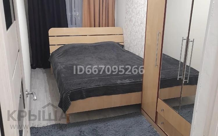 2-комнатная квартира, 45 м², 2/5 этаж посуточно, Абая 132 — Казыбек би за 10 000 〒 в Таразе