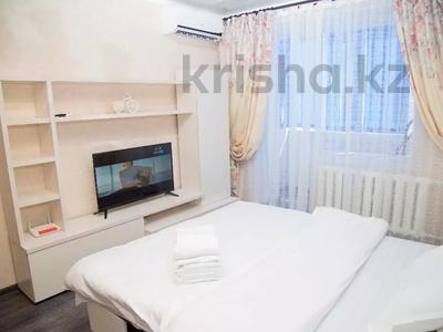 1-комнатная квартира, 45 м², 6/14 этаж посуточно, Сарайшык 7 за 10 000 〒 в Нур-Султане (Астана), Есиль р-н