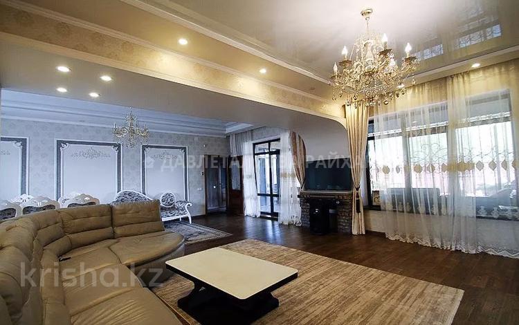 5-комнатный дом, 330 м², 8 сот., мкр Ремизовка — Ерменсай за 160 млн 〒 в Алматы, Бостандыкский р-н