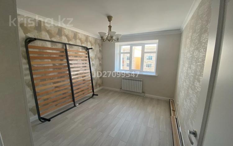 2-комнатная квартира, 56.6 м², 4/5 этаж, Мангилик Ел (Е-652) 10 — Кабанбай батыра за 25.5 млн 〒 в Нур-Султане (Астана), Есиль р-н