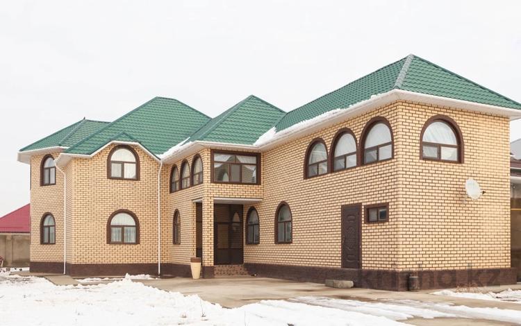 11-комнатный дом, 375 м², 10 сот., мкр Туран за 100 млн 〒 в Шымкенте, Каратауский р-н