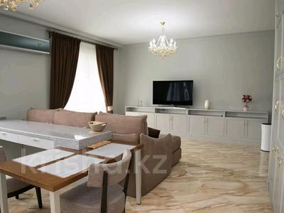 4-комнатная квартира, 166 м², 16 этаж, Аль-Фараби 21 — Каратаева за 140 млн 〒 в Алматы