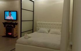 1-комнатная квартира, 50 м², 2/5 этаж посуточно, Каирбекова 353/1 за 8 000 〒 в Костанае