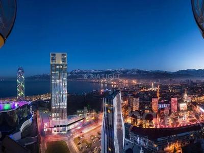 2-комнатная квартира, 59.4 м², 22/33 этаж, Тбел-абусеридзе за ~ 16.1 млн 〒 в Батуми