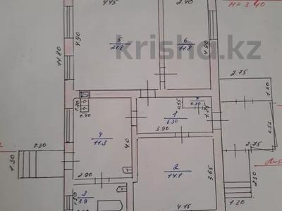 3-комнатный дом, 70.2 м², 11 сот., Береке 6 — Садовая за 11 млн 〒 в