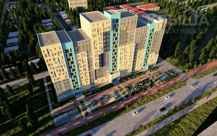 2-комнатная квартира, 74.16 м², 2/17 этаж, Розыбакиева за ~ 24.5 млн 〒 в Алматы, Бостандыкский р-н