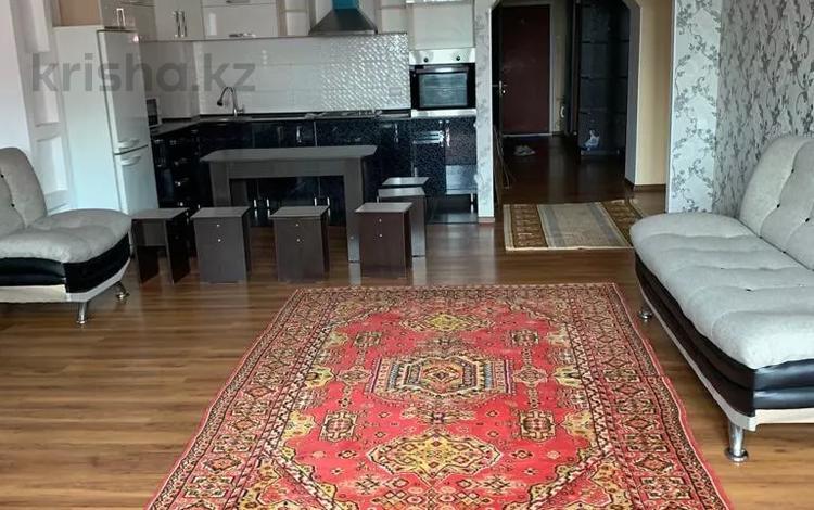 3-комнатная квартира, 92 м², 2/20 этаж, Тлендиева 223 — Абая за 37.5 млн 〒 в Алматы, Алмалинский р-н