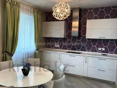 4-комнатная квартира, 135 м², 23/25 этаж, Каблукова — Аль-Фараби за ~ 77 млн 〒 в Алматы, Бостандыкский р-н