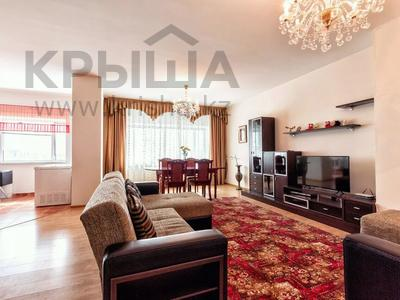 2-комнатная квартира, 110 м², 16/38 этаж посуточно, Достык 5 — Сауран за 12 000 〒 в Нур-Султане (Астана), Есиль р-н — фото 12
