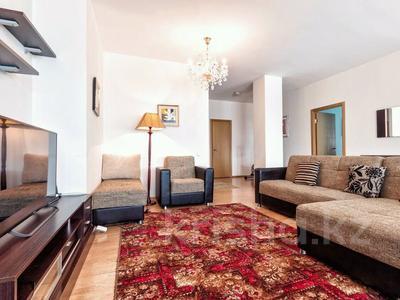 2-комнатная квартира, 110 м², 16/38 этаж посуточно, Достык 5 — Сауран за 12 000 〒 в Нур-Султане (Астана), Есиль р-н — фото 14