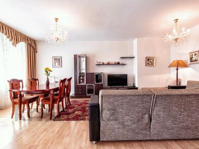 2-комнатная квартира, 110 м², 16/38 этаж посуточно, Достык 5 — Сауран за 12 000 〒 в Нур-Султане (Астана), Есиль р-н — фото 15