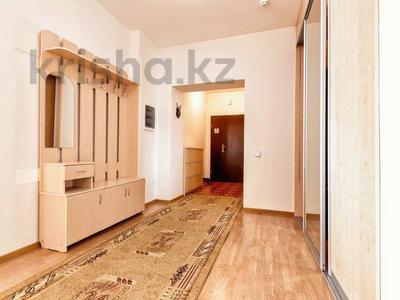 2-комнатная квартира, 110 м², 16/38 этаж посуточно, Достык 5 — Сауран за 12 000 〒 в Нур-Султане (Астана), Есиль р-н — фото 16