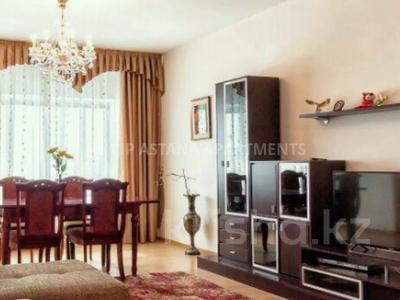 2-комнатная квартира, 110 м², 16/38 этаж посуточно, Достык 5 — Сауран за 12 000 〒 в Нур-Султане (Астана), Есиль р-н — фото 17
