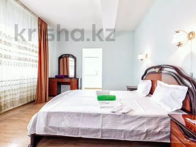 2-комнатная квартира, 110 м², 16/38 этаж посуточно, Достык 5 — Сауран за 12 000 〒 в Нур-Султане (Астана), Есиль р-н — фото 3