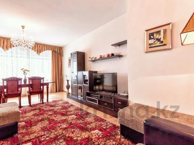 2-комнатная квартира, 110 м², 16/38 этаж посуточно, Достык 5 — Сауран за 12 000 〒 в Нур-Султане (Астана), Есиль р-н — фото 4