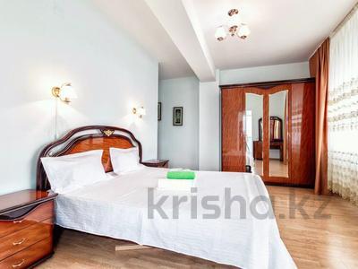2-комнатная квартира, 110 м², 16/38 этаж посуточно, Достык 5 — Сауран за 12 000 〒 в Нур-Султане (Астана), Есиль р-н — фото 5