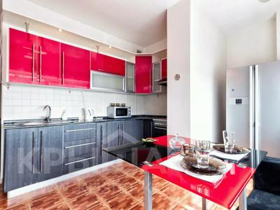 2-комнатная квартира, 110 м², 16/38 этаж посуточно, Достык 5 — Сауран за 12 000 〒 в Нур-Султане (Астана), Есиль р-н — фото 8