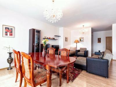 2-комнатная квартира, 110 м², 16/38 этаж посуточно, Достык 5 — Сауран за 12 000 〒 в Нур-Султане (Астана), Есиль р-н — фото 9