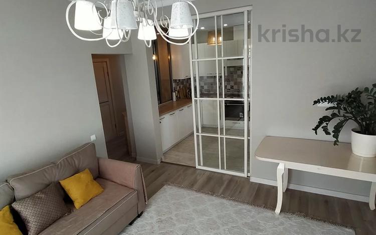 2-комнатная квартира, 55 м², 7/12 этаж, Тажибаевой — Ескараева за 38.5 млн 〒 в Алматы, Бостандыкский р-н