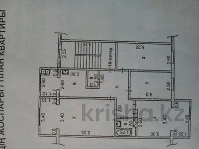 4-комнатная квартира, 86 м², 5/5 этаж, Бейбитшилик 64 за 17.5 млн 〒 в Шымкенте — фото 4