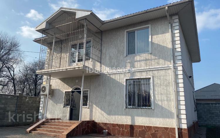5-комнатный дом, 220 м², 8 сот., Ул.сырым Датулы 82 за 77 млн 〒 в Талгаре
