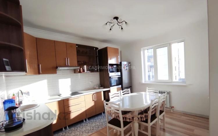 3-комнатная квартира, 95 м², 4/9 этаж, 38-ая ул. 30 за 36.5 млн 〒 в Нур-Султане (Астана), Есиль р-н