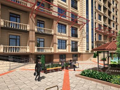 1-комнатная квартира, 55 м², 6/7 этаж, 28-й мкр 68/3 за ~ 6.7 млн 〒 в Актау, 28-й мкр — фото 10
