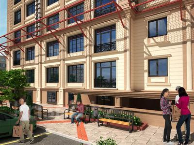 1-комнатная квартира, 55 м², 6/7 этаж, 28-й мкр 68/3 за ~ 6.7 млн 〒 в Актау, 28-й мкр — фото 12