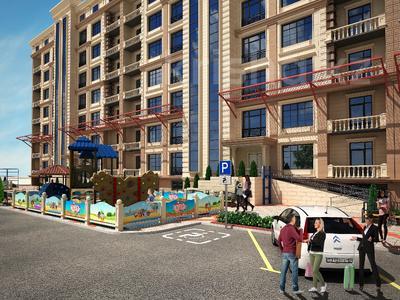 1-комнатная квартира, 55 м², 6/7 этаж, 28-й мкр 68/3 за ~ 6.7 млн 〒 в Актау, 28-й мкр — фото 9