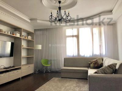 3-комнатная квартира, 105 м², 5/18 этаж, Солодовникова — Гагарина за 53 млн 〒 в Алматы, Бостандыкский р-н