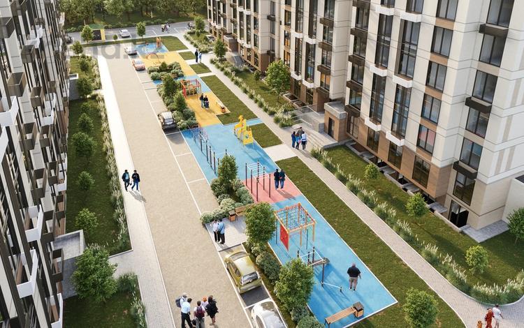 2-комнатная квартира, 65 м², мкр Ожет, Северное Кольцо 93/2 за ~ 20.7 млн 〒 в Алматы, Алатауский р-н