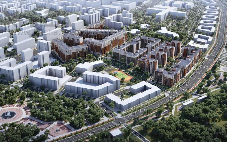 1-комнатная квартира, 39.4 м², Косшугулы 159 за ~ 10.2 млн 〒 в Нур-Султане (Астане)